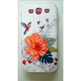 Capa De Couro Para Smartphone Samsung Galaxy S Iii Gt-i9300