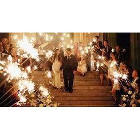 Vela Sparkles 60 Cm Duração 3 Minutos - Casamento