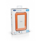 Disco Duro Lacie Rugged Mini 1 Tb Usb 3.0-2.0 Anti Caidas