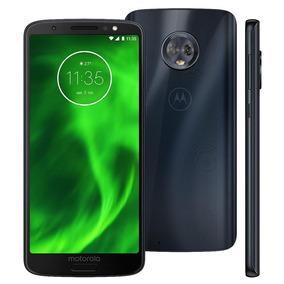 Motorola Moto G6 Xt1925 32gb 3gb Ram 12mp Tela 5.7 Índigo