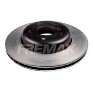 Disco De Freio Bmw 550i 4.4 2009 A 2016 - Traseiro