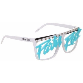 Lentes Party Rock Dj Redfoo De Lmfao Con Letras Al Frente!!!
