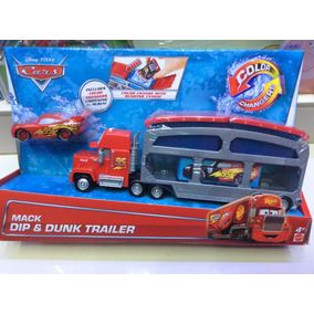 Trailer De Cars Mack Truck Disney !!