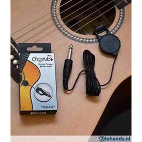 Pastilla Cherub Wcp60g Guitarra Acústica, Charango, Bajo Sex