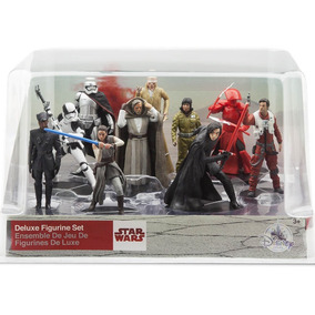 Star Wars Set Figuras Deluxe