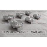 Kit Piston 240cc Racing Pulsar 200ns Ktm Duke 200 78mm