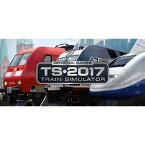 Jogo Train Simulator 2017 Steam Edition Key