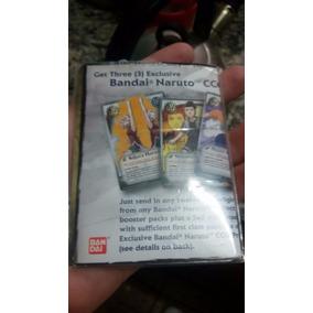 Cartas Naruto Originales Edicion Ultra Limitada Pack Liquido