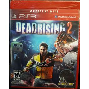 Dead Rising 2 - Ps3 - Original Fisico Sellado