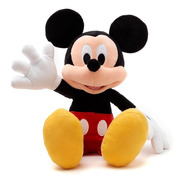 Mickey Mouse, Peluche Mickey Mouse Original Disney.