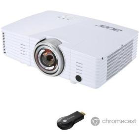 Projetor Acer S1385whne Dlp® 3d Wxga, 3200 Ansi Lumens, Wir