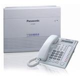 Central Telefonica Panasonic Kx-tes824 Usada