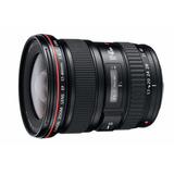 Lente Canon Ef 17-40 Mm F/4 L Usm Ultra Gran Angular Gtia
