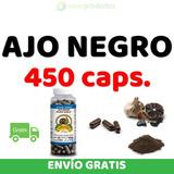 Ajo Negro - 450 Caps. ( Envío Gratis )