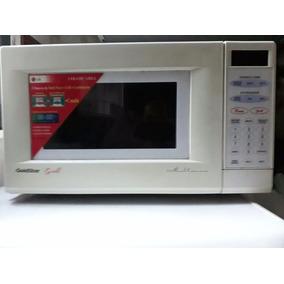 Microondas Lg Goldstar 30 Litros Con Grill Para Repuestos