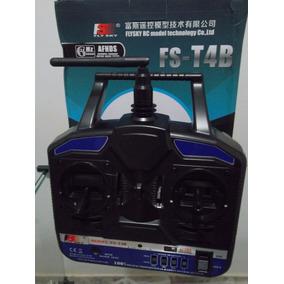 Radio Fly Sky 4 Canais 2.4 Fst4b