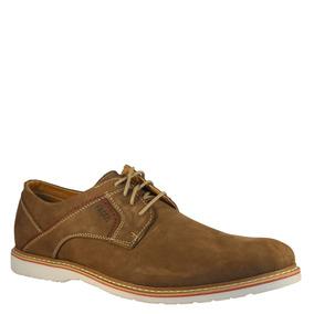 Zapato Casual Hombre Brown Fagus 5ss3919 (39 Al 44)