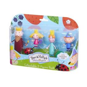 Ben E Hollys Pack 5 Peças - Br757