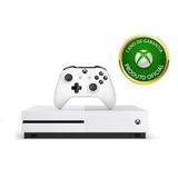 Console Xbox One S 4k 500gb Novo + Garantia 1 Ano Microsoft