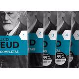 Obras Completas Sigmund Freud La Nacion (2017) #1- Al 10