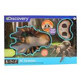 Descubrimiento Rc Tarantula Con Led Infared Tecnología Contr