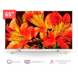 Smart Tv Sony 65 X856f Uhd Android Tv