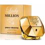 Perfume Paco Rabbane Lady Million 80 Ml Original Envio Hoy