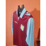 Camisa Macron Aston Villa Football Club (ing) Manga Longa