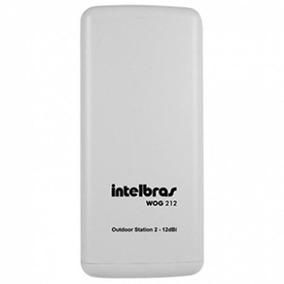 Outdoor Station 2 12dbi Intelbras - Wog 212