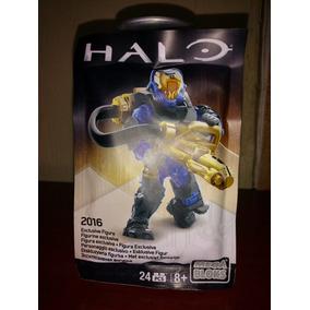 Halo Figura Exclusiva San Diego Comic Con Oferta Mega Bloks