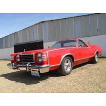 Ford Ranchero 1978 V8 Automàtica Importada Restaurada