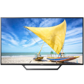 Smart Tv Sony Led 48 Full Hd Kdl-48w655d Wi-fi Com Convers