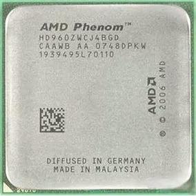 Processador Amd Phenom X4 9600 2.3ghz 2m 2000ghz Quad Core