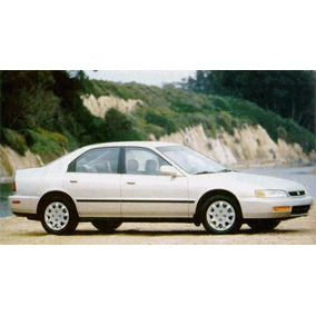 Manual De Taller Y Servicio Honda Accord 1993 1996
