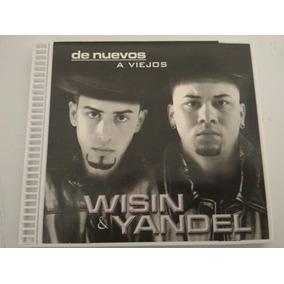 Cd Wisin & Yandel De Nuevos A Viejos 2001 Reggaeton Nuevo