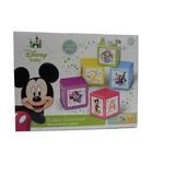 Cubos Didácticos De Mickey Mouse Y Sus Amigos Disney Bimbi
