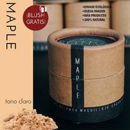 Maquillaje Ecologico 100% Organico Maple