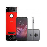 Smartphone Motorola Z2 Play Com 64gb Tela 5,5 Dual Chip