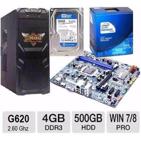 Computadora Cpu Intel G620 1gb Video 4 Gb Ram Oferta 01 Gta