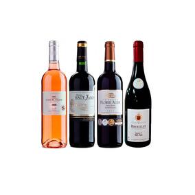 Quarteto De Vinhos Premiados