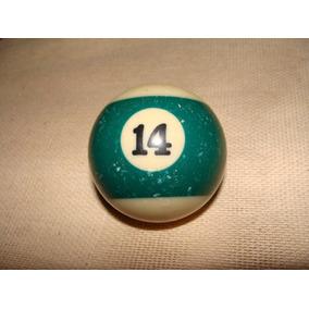 Bola De Billar Numero 14