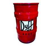 Tambor Lixeira Decorativa Duff Tonel Casa Decoração