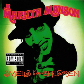 Marilyn Manson Smells Like Children Cd Nuevo Importado Stock