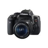 Camara Canon Eos T6i Kit Lente Ef-s 18-55mm / Compreonline