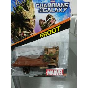 Miniatura Colecionáveis 1:43 Guardiões Da Galaxia Groot