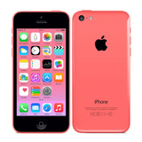 Iphone 5c Rosa Apple 16gb Original - Garantia 90 Dias