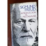 Introducción Al Psicoanálisis De Sigmund Freud