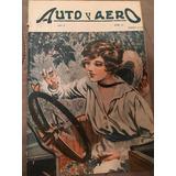 Motos Chile 1920 Auto Y Aero Nro 90. Motos Raras