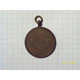 Medalla Villa Catalinas Sociedad De Fomento 1895 12 Gr 30 Mm