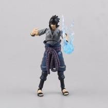 Action Figure Sasuke Uchiha Naruto Articulado 20 A 45 Dias